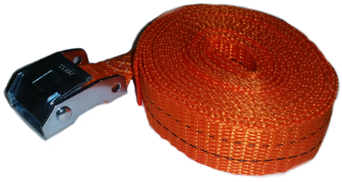 Ремень крепления груза Топ Авто, ширина ленты 25 мм, 800/1600 кг, 6 м на авто заезд а на ногах