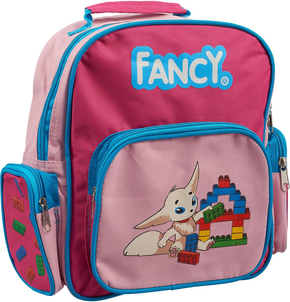 Action! Рюкзак дошкольный цвет розовый цена и фото