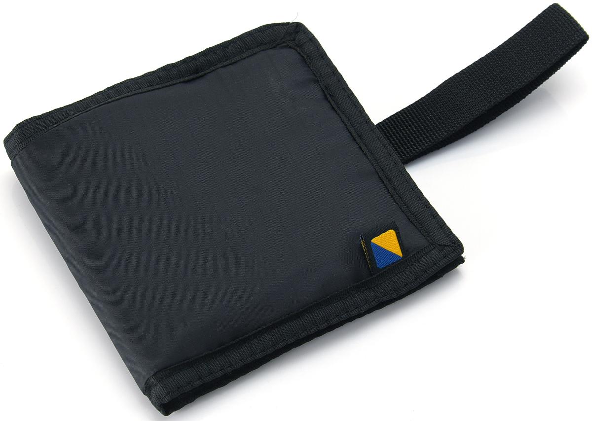 Кошелек дорожный Travel Blue Secret Sliding Wallet, цвет: черный, 12,5 х 11 см кошелек дорожный billabong atom wallet цвет голубовато синий 1 л z5wl02