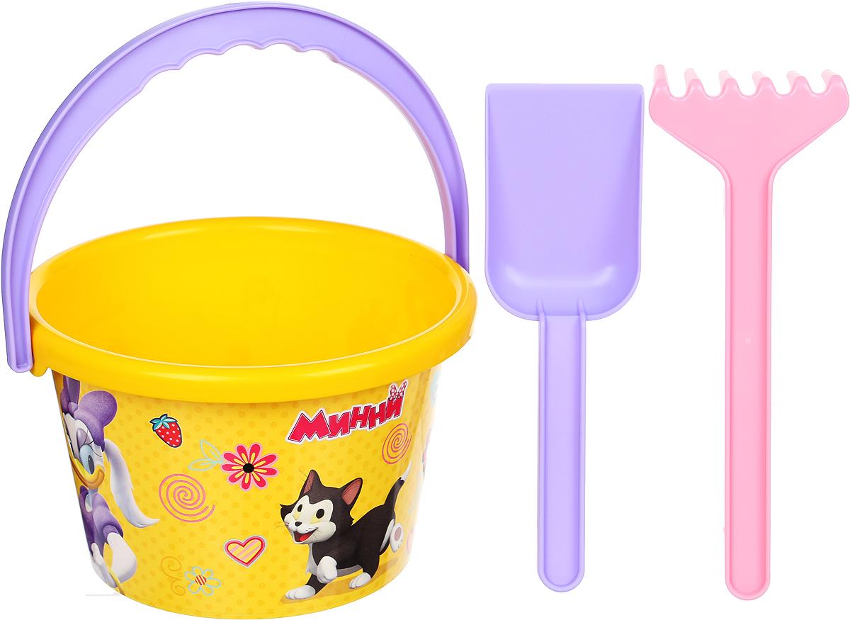 Disney Набор игрушек для песочницы Минни №5, цвет в ассортименте disney набор игрушек для песочницы минни 4 цвет в ассортименте