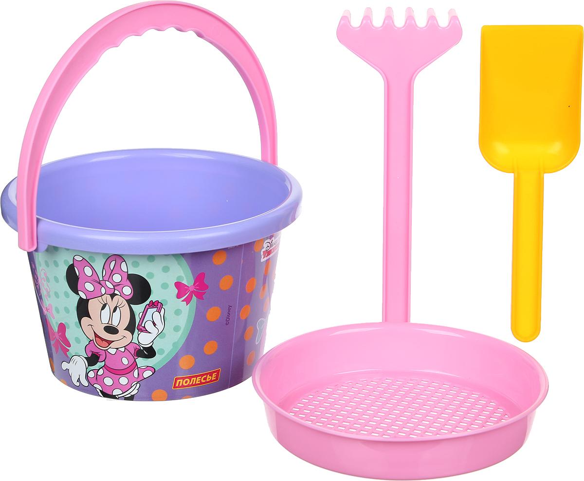 Disney Набор игрушек для песочницы Минни №6, цвет в ассортименте disney набор игрушек для песочницы минни 4 цвет в ассортименте