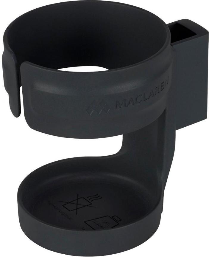 Maclaren Держатель для бутылочек Cup Holder Black 2 шт много maclaren yoya коляске аксессуары организатор для инвалидной коляски baby крючки коляск