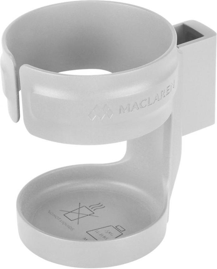 цена на Maclaren Держатель для бутылочек Cup Holder Silver
