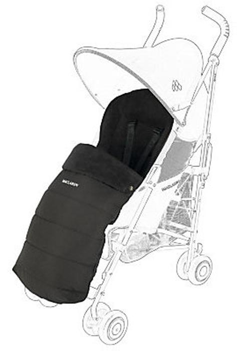 MaclarenМуфта для ножек для коляски Black Maclaren