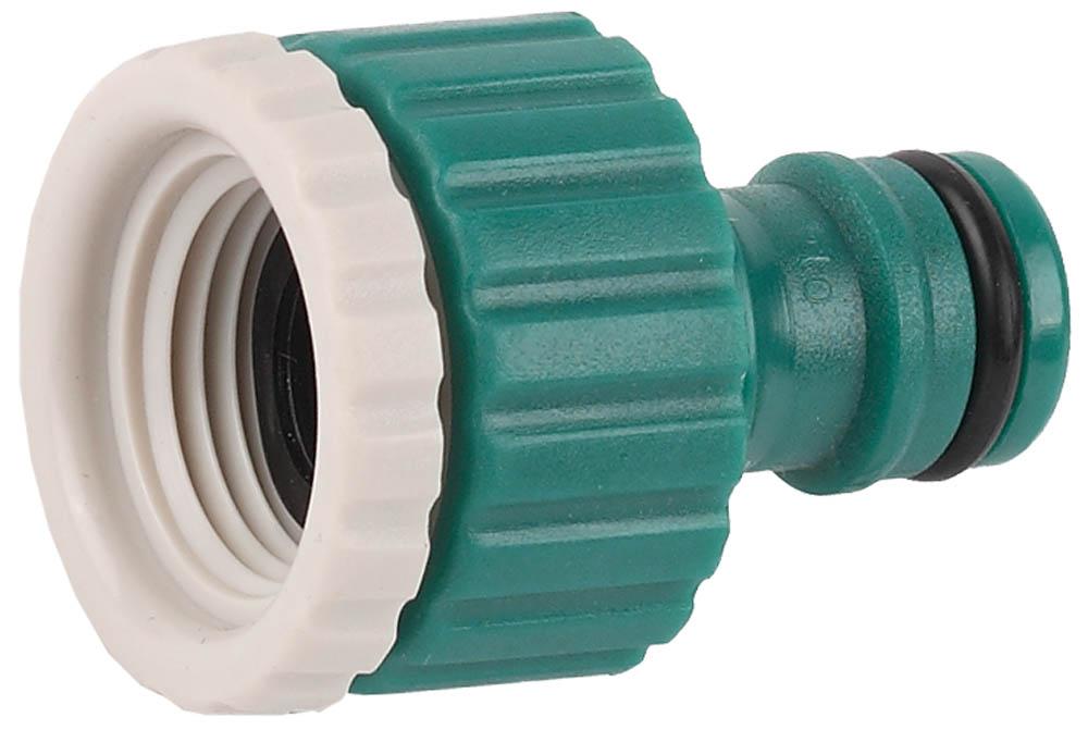 Адаптер поливного шланга Raco, Original, внешний. 4250-55220C адаптер поливного шланга raco original внешний 4250 55214c