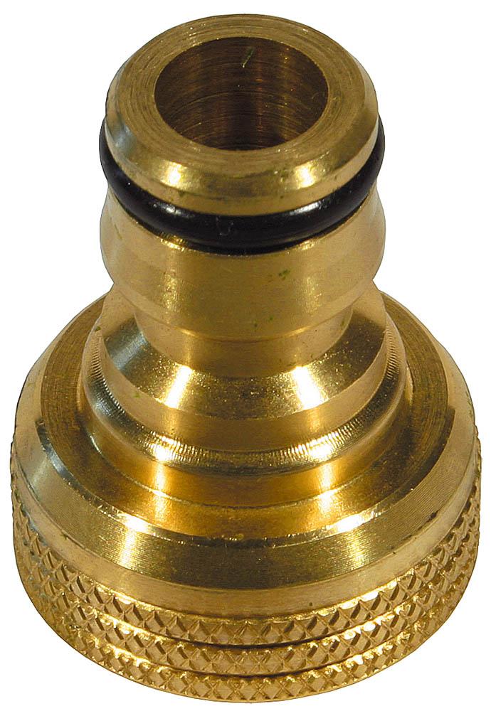 Адаптер поливного шланга Raco, Profi, внешний. 4246-55012B адаптер поливного шланга росток внешний 426355