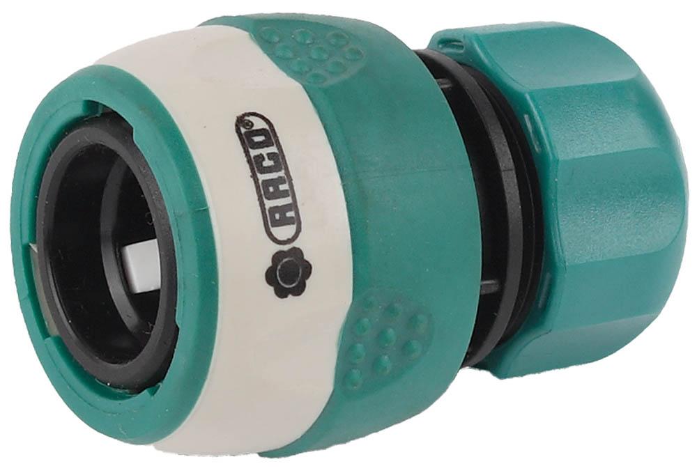 Фото - Соединитель шланга Raco, Comfort Plus, 2-х компонентный. 4248-55231C соединитель шланг насадка с автостопом raco profi plus