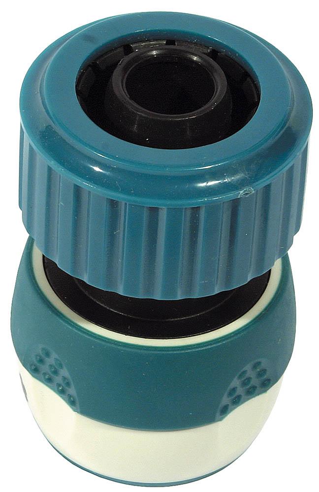 Фото - Соединитель шланга Raco, Comfort Plus, 2-х компонентный. 4248-55235C соединитель шланг насадка с автостопом raco profi plus