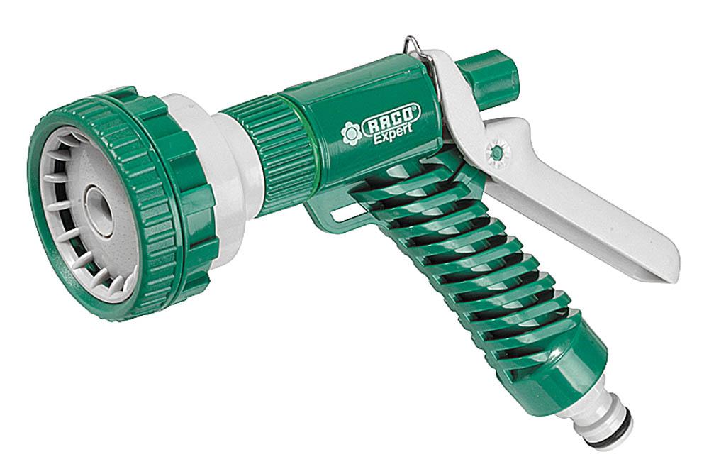 Пистолет-распылитель для полива Raco, 5-позиционный. 4255-55/520C распылитель пластиковый fit 5 режимов 77342