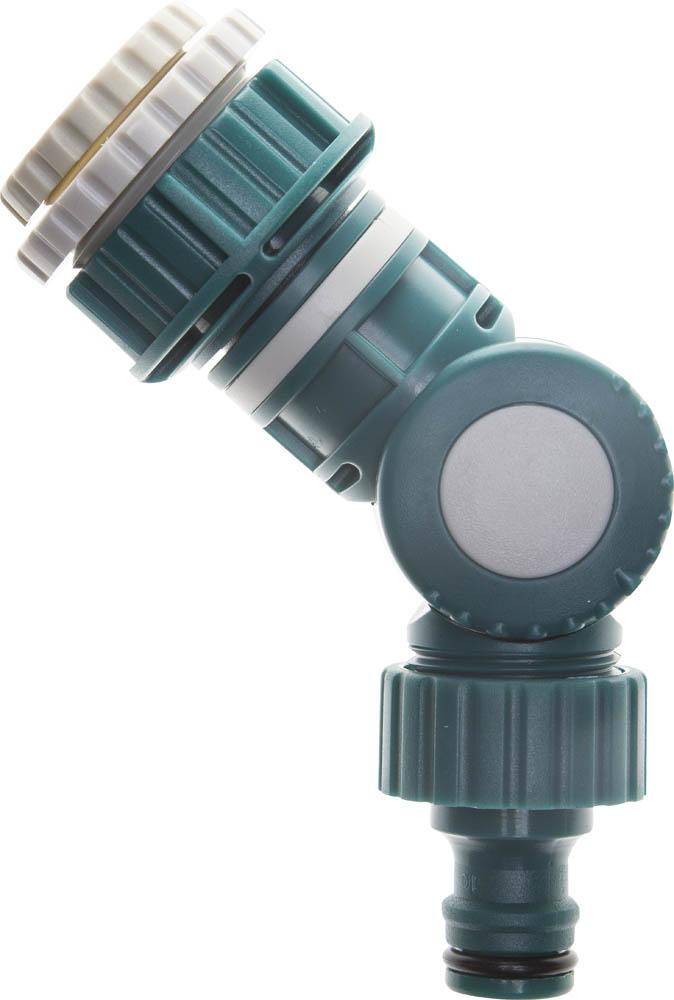 Адаптер поливного шланга Raco, Original Swivel System, внешний. 4250-55273B адаптер поливного шланга raco original внешний 4250 55214c