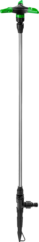 Распылитель на шланг Росток, 3-х лепестковый, удлиненный. 427613