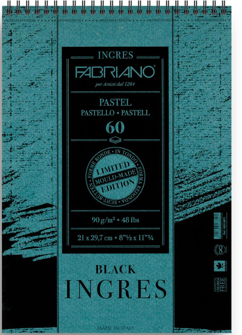 Фото - Fabriano Альбом для пастели Ingres 60 листов формат A4 65212971 fabriano альбом для пастели ingres 60 листов формат a4 65212972