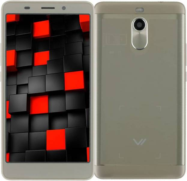 Смартфон Vertex Impress Lagune 3/32GB, золотой