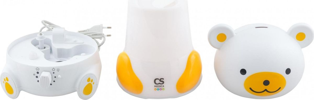 Увлажнитель воздуха CS Medica Kids CS-19h ультразвуковой увлажнитель воздуха orion hd 125 kids