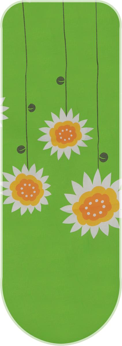 Чехол для гладильной доски Metaltex Special, цвет: зеленый, 140 x 55 см metaltex 25 43 00
