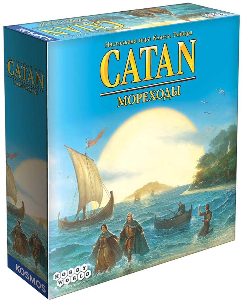 Hobby World Настольная игра Колонизаторы Мореходы (3-е издание) цена