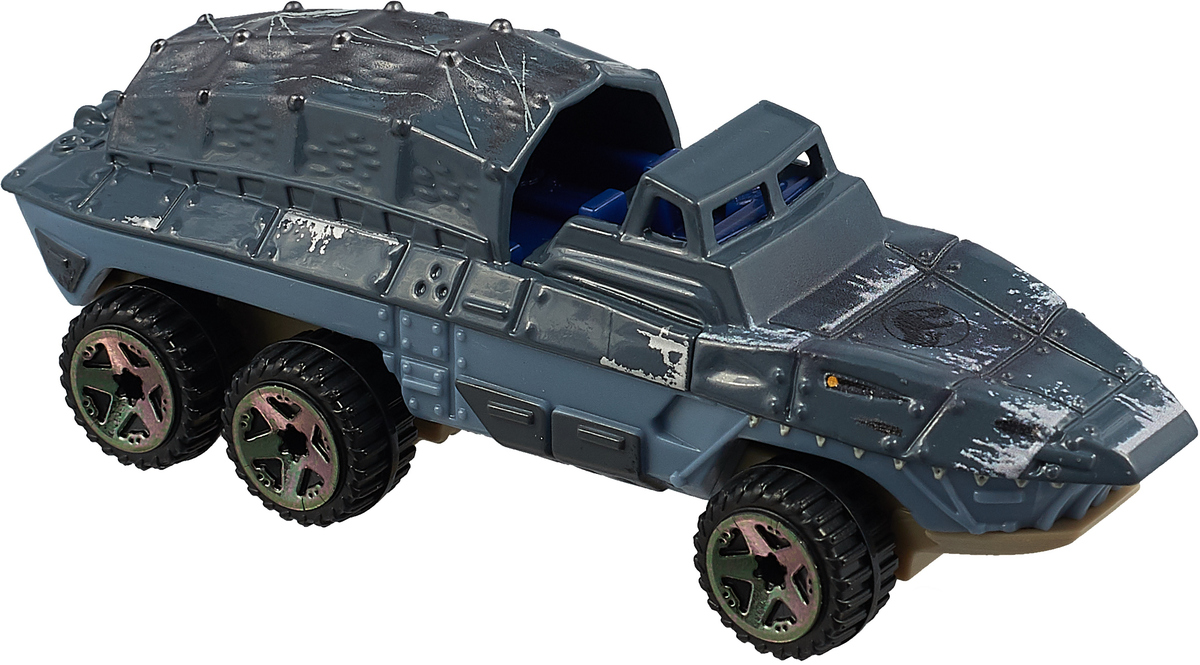 Hot Wheels Jurassic World Машинка Mosasaurus цена в Москве и Питере