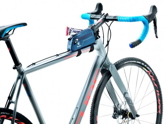 Велосумка на раму Deuter Energy Bag, цвет: темно-синий