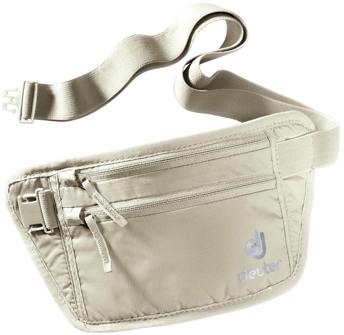 Дорожный кошелек Deuter Security Money Belt, цвет: бежевый кошелек deuter security wallet ii цвет бежевый
