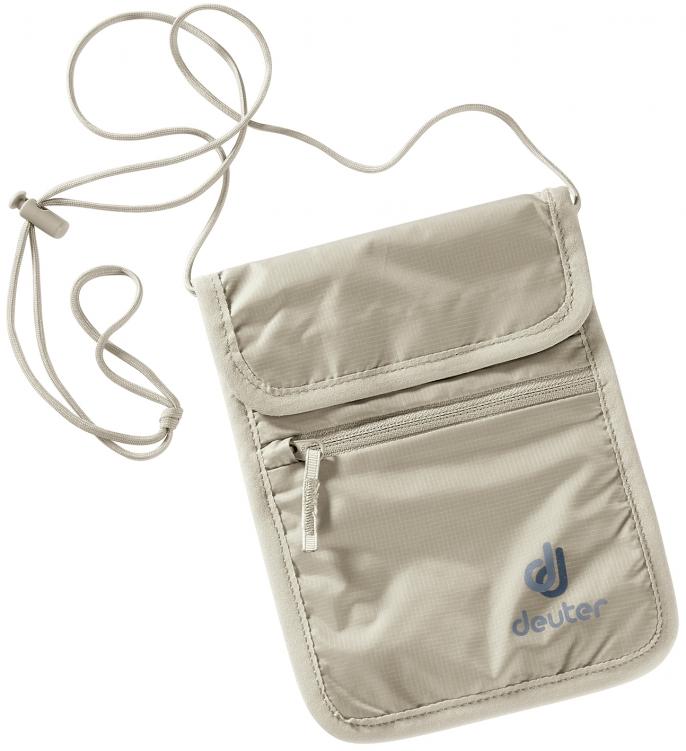 Дорожный кошелек Deuter Security Wallet, цвет: бежевый кошелек deuter security wallet ii цвет бежевый