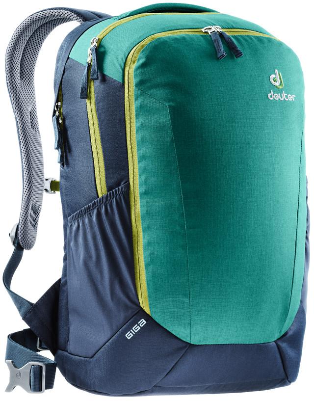 цена на Рюкзак городской Deuter Giga, цвет: зеленый, 28 л