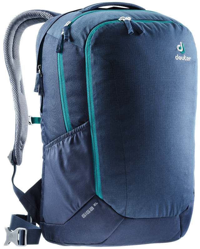 Рюкзак городской Deuter Giga, цвет: синий, 32 л городской рюкзак deuter futura 20 sl 20 л фиолетовый розовый 34194 3503