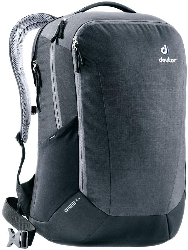 Рюкзак городской Deuter Giga, цвет: черный, 32 л городской рюкзак deuter futura 20 sl 20 л фиолетовый розовый 34194 3503