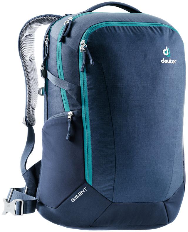 Рюкзак городской Deuter Gigant, цвет: синий, 32 л. 3823018_3365 городской рюкзак deuter futura 20 sl 20 л фиолетовый розовый 34194 3503