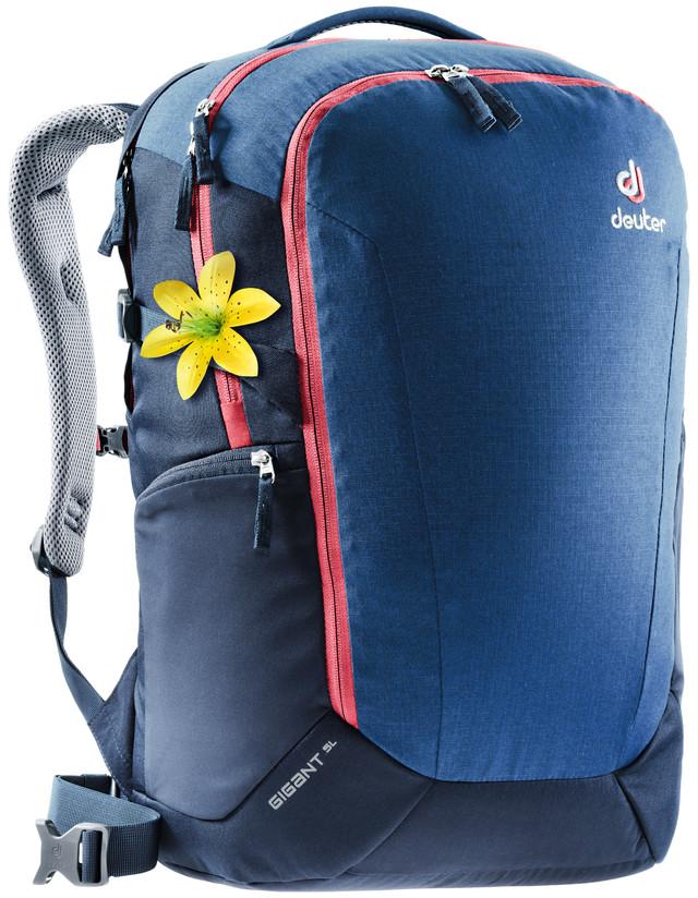 Рюкзак городской Deuter Gigant, цвет: синий, 32 л. 3823118_3130 цена