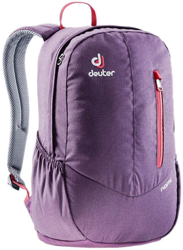 Рюкзак городской Deuter Nomi, цвет: фиолетовый, 16 л цена