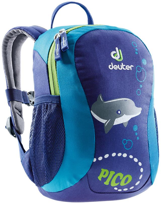 цена на Рюкзак городской Deuter Pico, цвет: синий, 5 л
