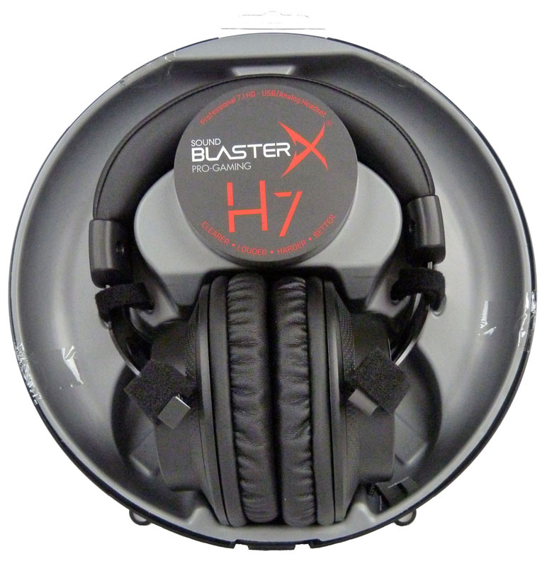Игровая гарнитура Creative Sound BlasterX H7T, 70GH033000001 все цены