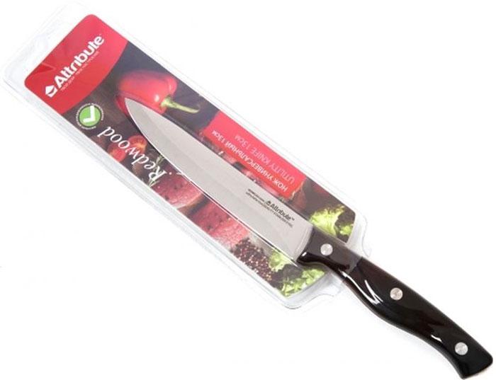 """Нож универсальный Attribute Knife """"Redwood"""", длина лезвия 13 см"""