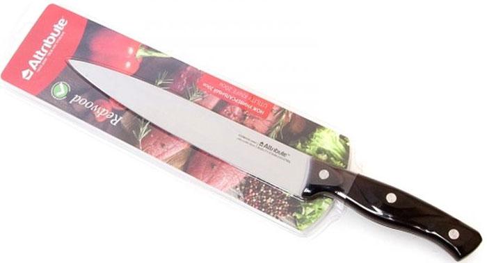 """Нож универсальный Attribute Knife """"Redwood"""", длина лезвия 20 см"""