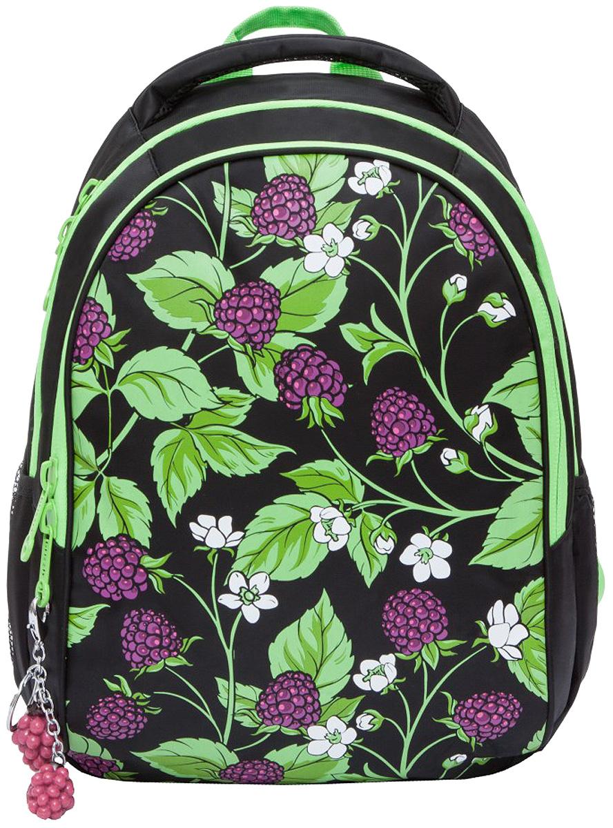 Рюкзак Grizzly, цвет: черный, 14 л. RD-832-2/2 рюкзак grizzly rg 867 2 2 fuchsia