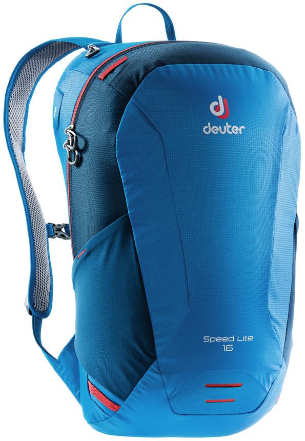 "Рюкзак туристический Deuter ""Speed Lite"", цвет: синий, темно-синий, 16 л"