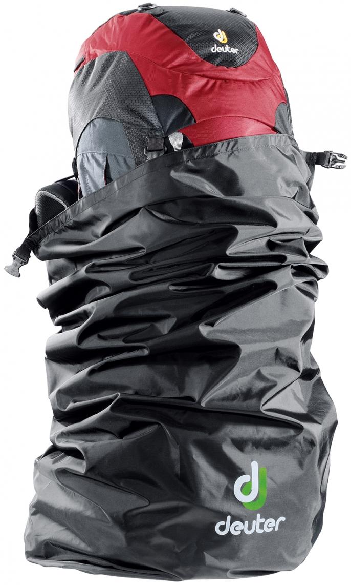 Чехол для рюкзаков Deuter Flight Cover, цвет: черный