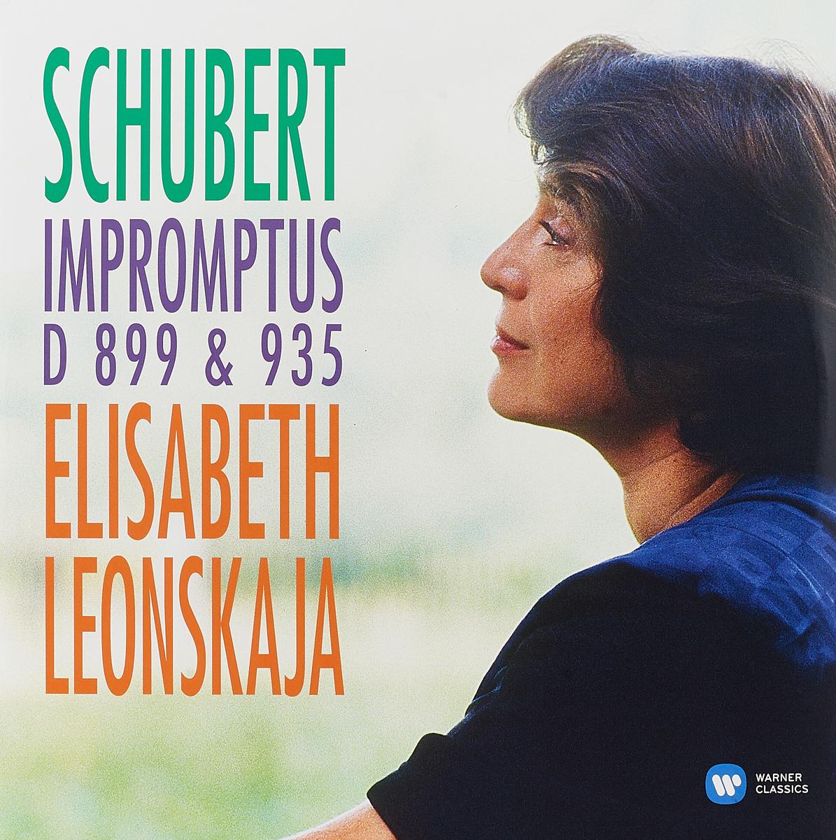 лучшая цена Schubert. Impromptus D 899 & 935 (2 LP)