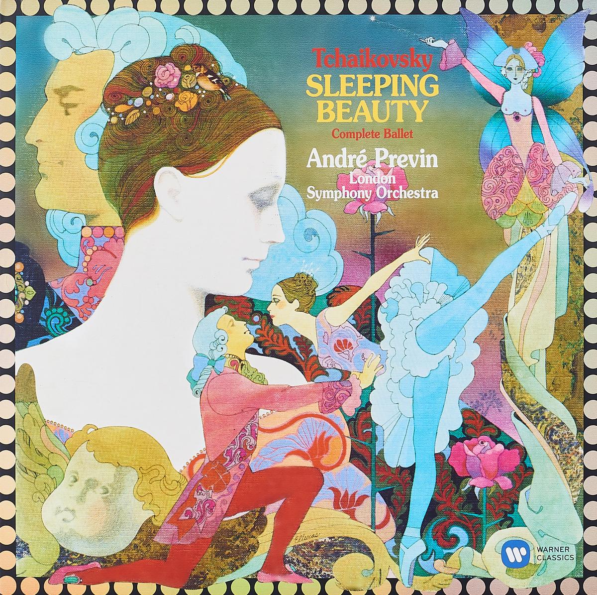 Tchaikovsky. The Sleeping Beauty (3 LP) цена 2017