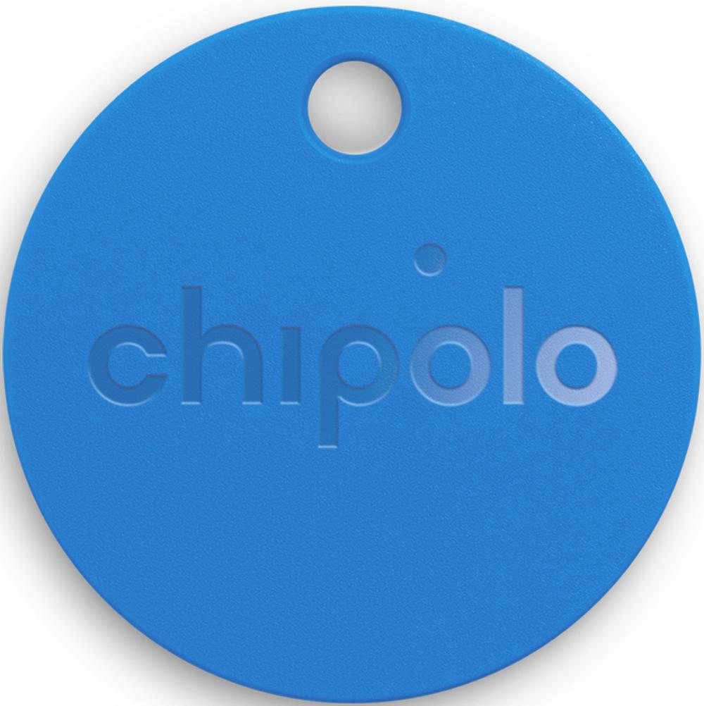 Умный брелок Chipolo Plus CH-CPM6, синий