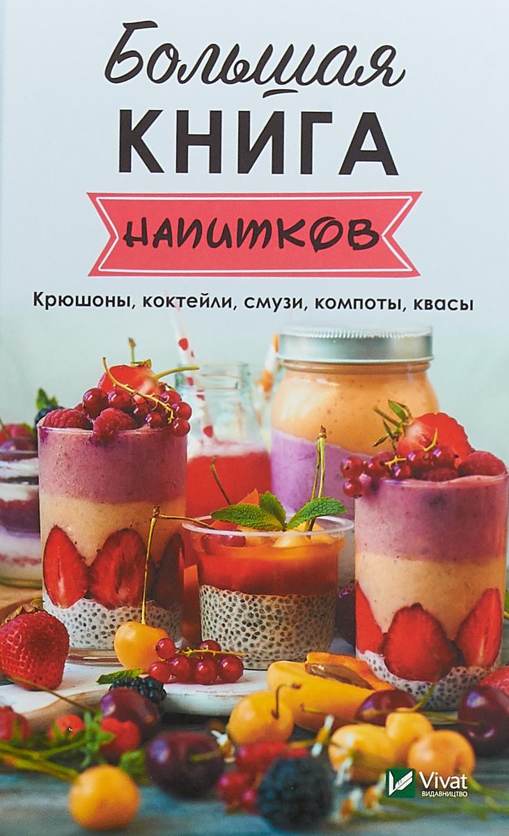 Н. П. Тарасова Большая книга напитков. Крюшоны, коктейли, смузи, компоты, квасы