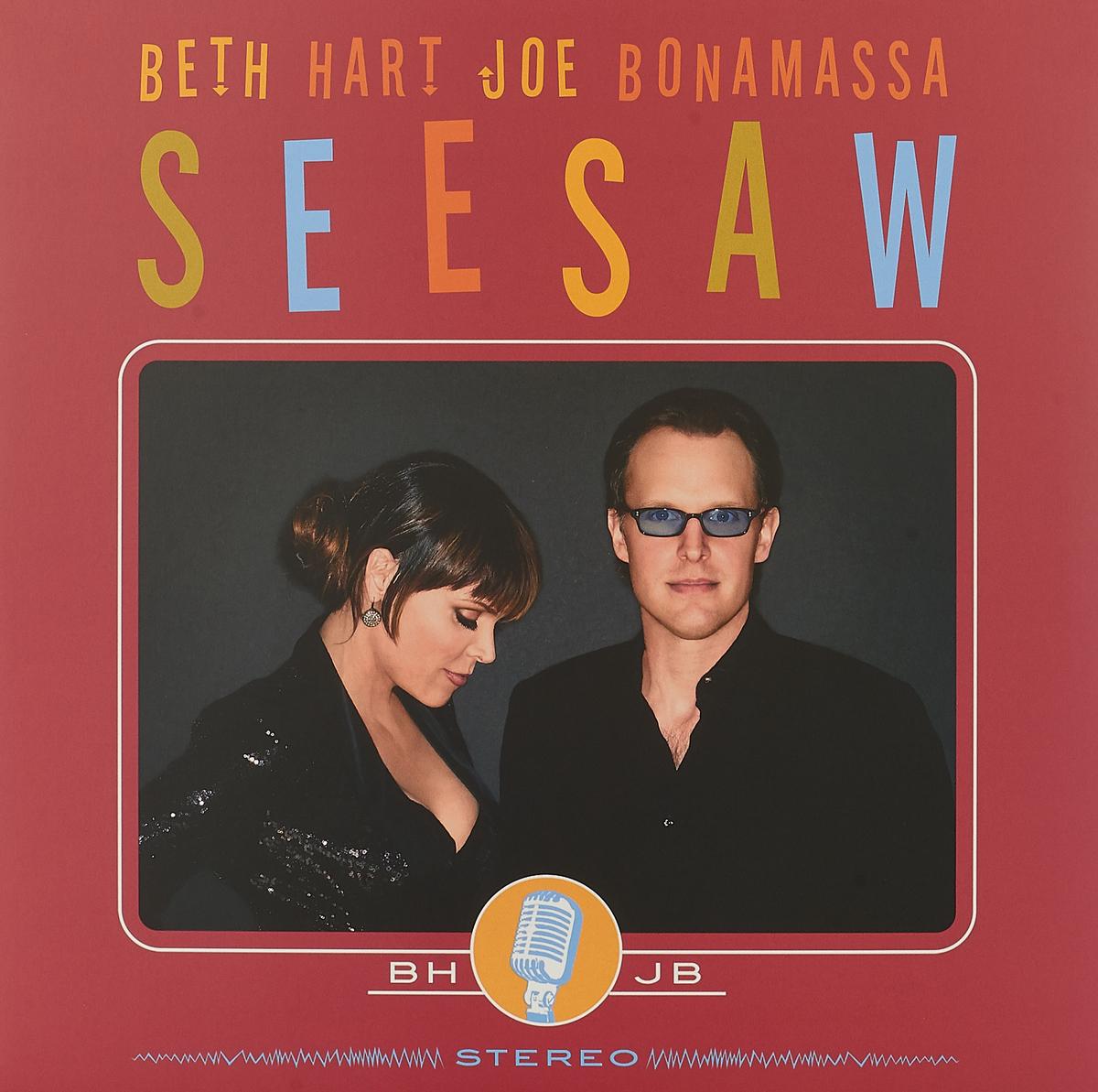 Бет Хат,Джо Бонамасса Beth Hart & Joe Bonamassa. Seesaw (LP) beth hart praha