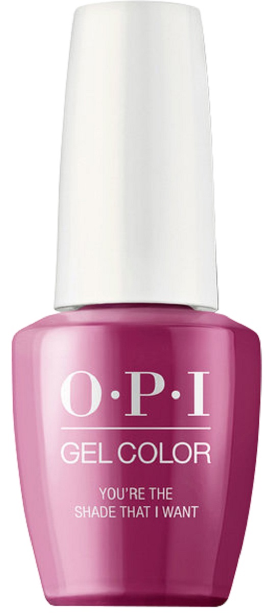 OPI GelColor Гель-лак для ногтей You're the Shade That I Wa, 15 мл