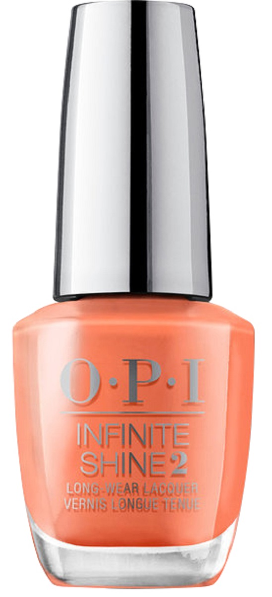 OPI Infinite Shine Лак для ногтей Summer Lovin' Having a Bla, 15 мл opi лак для ногтей iceland infinite shine 15 мл