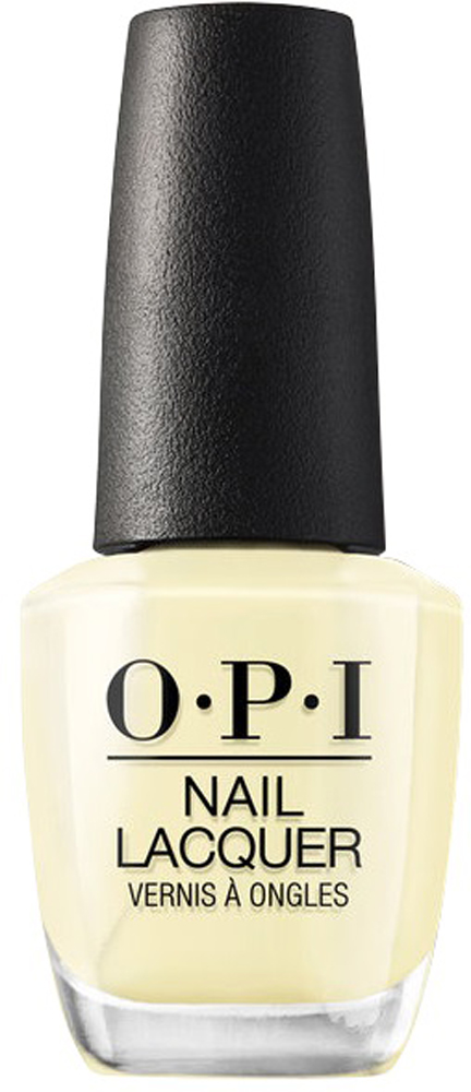OPI Nail Lacquer Лак для ногтей Meet a Boy Cute As Can Be, 15 мл opi infinite shine nail lacquer from here to eternity 15 мл