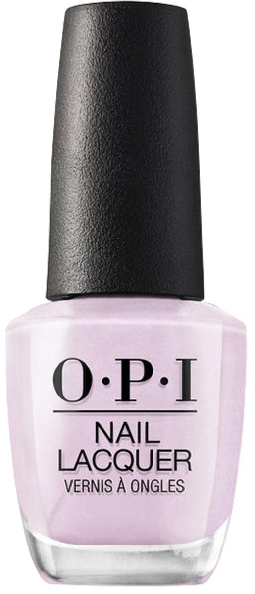 OPI Nail Lacquer Лак для ногтей Frenchie Likes To Kiss?, 15 мл opi лак для ногтей nail lacquer nutcracker 2018 15 мл 15 цветов toying with trouble