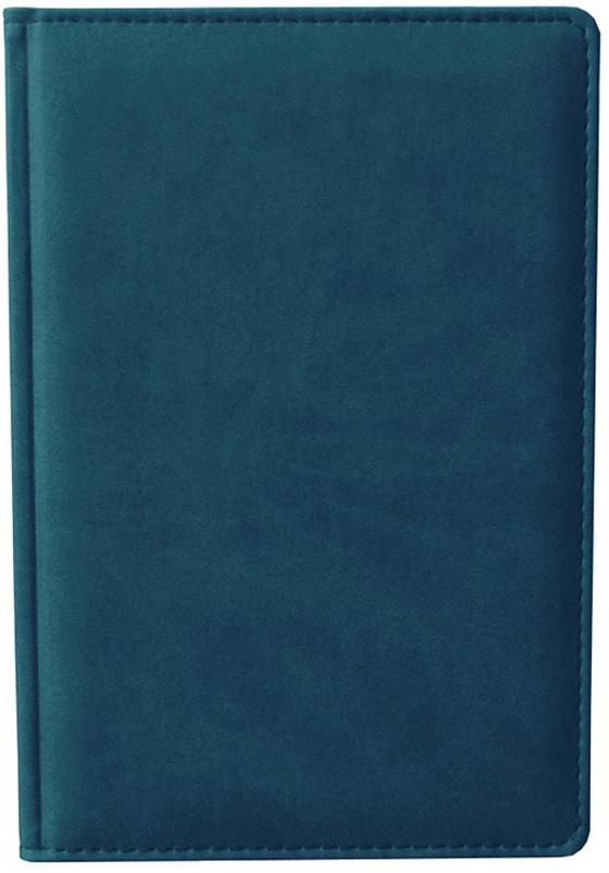 Attache Ежедневник Сиам недатированный 176 листов формат А5 цвет бирюзовый