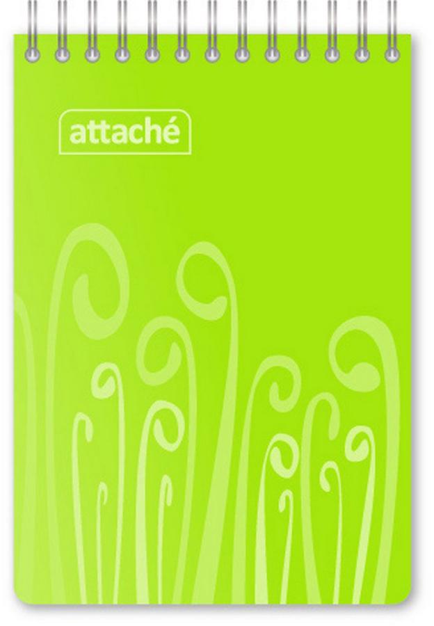 Attache Блокнот Fantasy 80 листов формат А6 цвет зеленый attache блокнот fantasy 80 листов формат а6 цвет оранжевый