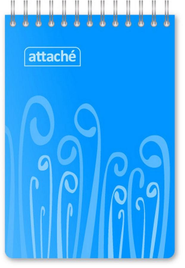 Attache Блокнот Fantasy 80 листов формат А6 цвет голубой attache блокнот fantasy 80 листов формат а6 цвет оранжевый