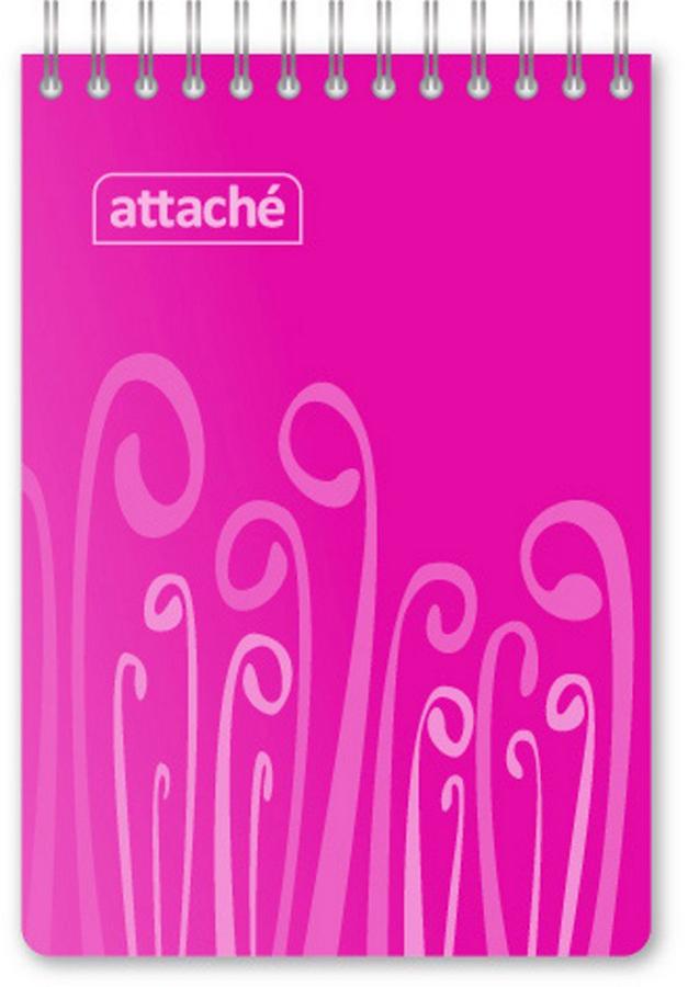 Attache Блокнот Fantasy 80 листов формат А6 цвет розовый attache блокнот fantasy 80 листов формат а6 цвет оранжевый